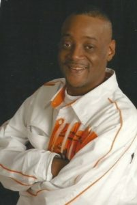 Andre Brown Newspaper photo