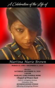 BrownMartinaWebProgram 1