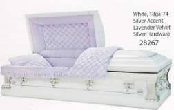 Choice White Purple BP