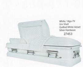 Choice White Quilt BP