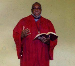 Elder Vernon Hagans