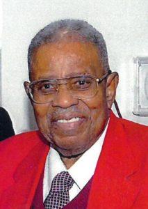 Deacon Forest Edward Jones, Sr.