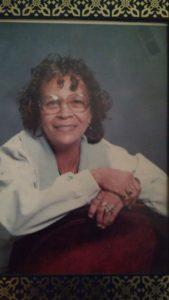 Winifred Robinson Program Photo