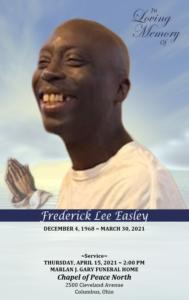 easleyfrederickwebprogram