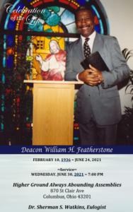 featherstonewilliamwebprogram